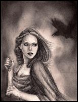 The Crow and the Butterfly by Amelia-Beth