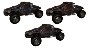 Player Studio - Harasser Classic Kneecappers by MaceMadunusus