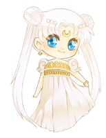 Princess Serenity by mjoyart