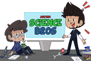 New AsktheScienceBros Banner by ecokitty