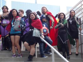 AX2014 - Marvel/DC Gathering: 036 by ARp-Photography