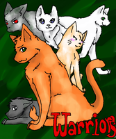 Warrior Cats by dreamsorrow3