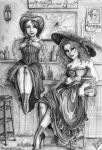 Natalia's Pub and Brothel by FireAngelSgr
