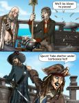 Barbossa's Hat by Swashbookler