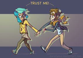 You really need to~ by zeratanus
