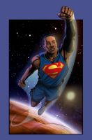 NBA's SUPERMAN? by Jerome-K-Moore