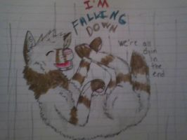 I'm Falling Down by fatalitycomplex