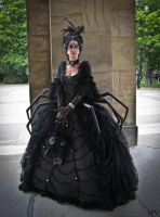 Spiderwoman I by Jotpeh