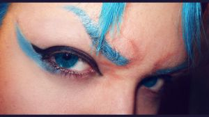 Grimmjow's eyes by Breathe-L