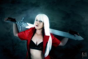 Femme Dante - Devil May Cry by TenderCosplay