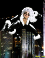 Black Cat (Felicia Hardy) by Agr1on