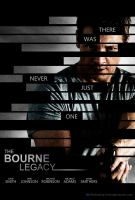 The Bourne Legacy Movie Poster by photoshoptrainingch