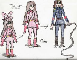 JJ-Timeline of A Patroller by Urvy1A