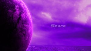 Space Sea by Enigz