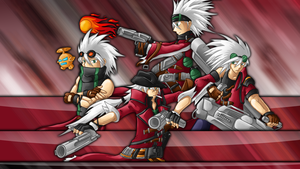 DFO Gunners by Tailic