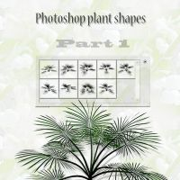 photoshop plant shapes part1 by feniksas4