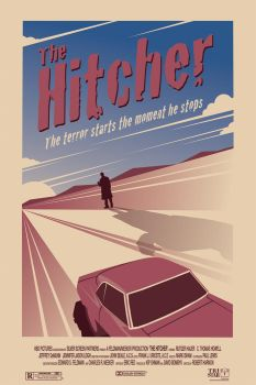 The Hitcher by OllieBoyd