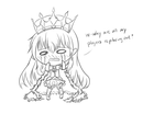 [g] alice crying? by ElleranS