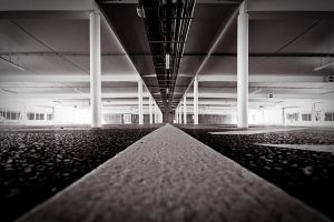 multi-storey car park no.3 by herbstkind