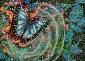 The Butterfly Effect by JANunnoArt