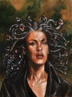 Medusa by grantcooley