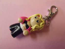 Natalya Keychain by Naomimon-Alpha