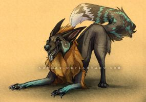 Trade - Crazywolfs by Autlaw