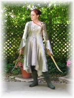 Elven Hunting Gown by Liquidfire3