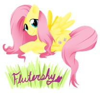Fluttershy by Miss-Sheepy