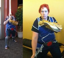 Lion-o 2011 Thundercats by sackerhale