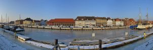 Panorama Glueckstadt 1 by sandor99