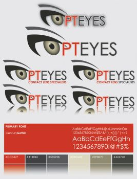 Opteyes Logo by vcx-designs