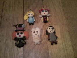 Fimo Wonderland by mary-DBBC