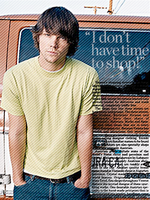 Jared Padalecki Magazine Two by MakeshiftShakedown
