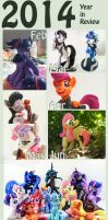 2014 - Year in Review by dustysculptures