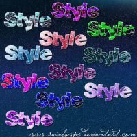 StylesPHOTOSHOP by RainbowPS