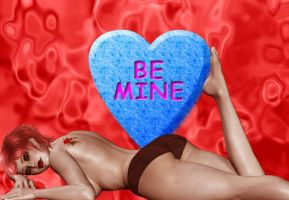 Be Mine by VisualPoetress