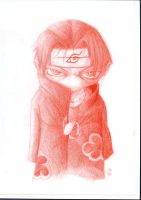 Itachi Chibi by spydermann