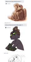 Ask Endy Dump 18 by LiLaiRa