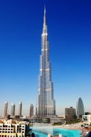 Tallest Building in the World by alkhanjari