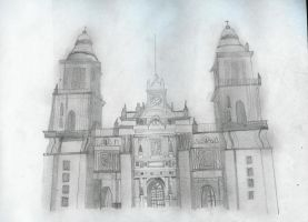 Catedral Mexicana by kelsa182