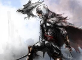 Assassin's Creed Digital Art by ArtisticPhenom