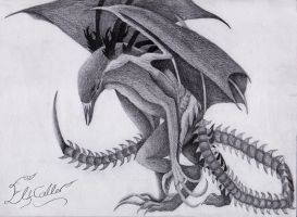 Alleron ~ The Rampaging Demon ~ by ElfCaller