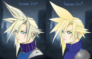 Coloring Comparison - Cloud by Bugspray609