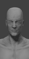 Man sculpt by the-epic-k