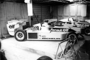 Renault RS01 (Great Britain 1978) by F1-history