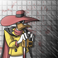Negaduck by Xentralus