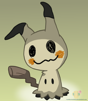 Mimikyu by Strikerwott12