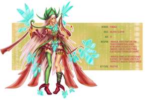 Adopt [CLOSED] | Princess MIRU by greenmaggot-designs