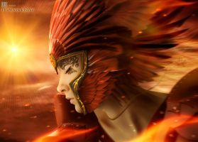 Phoenix Rising by ODSDesign
